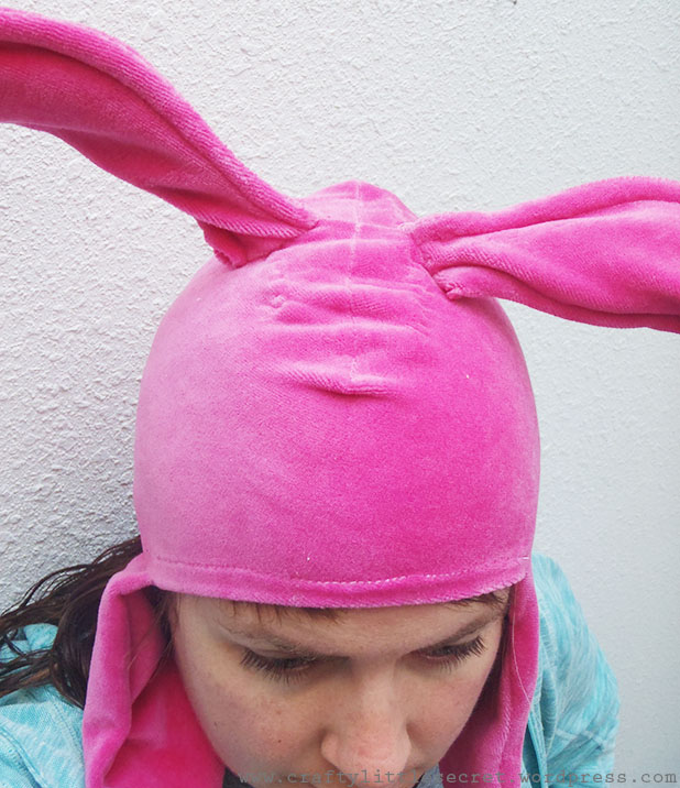 Louise Belcher DIY Halloween