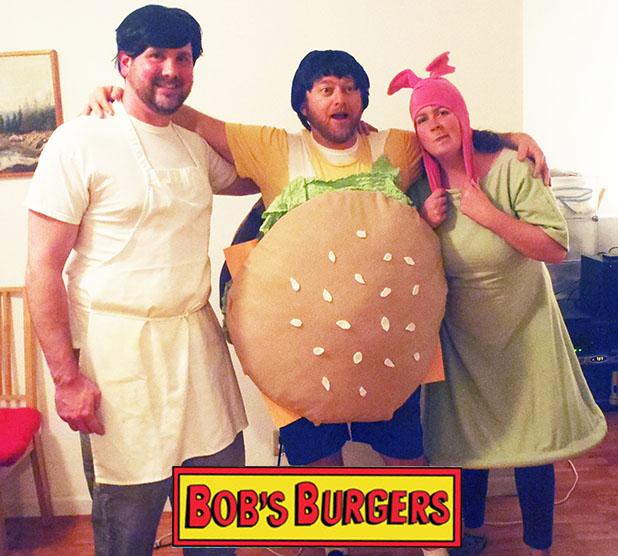 bobs burgers cosplay
