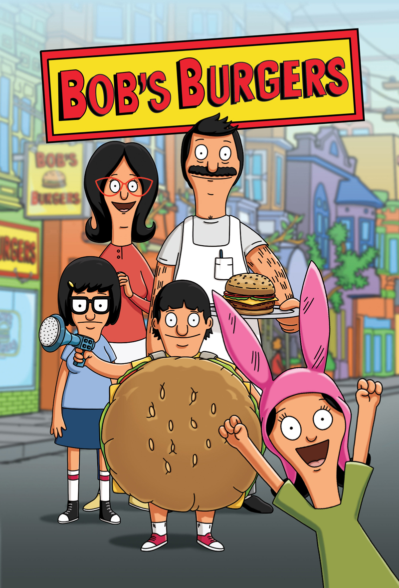 and heres our finished costumes bobs burgers cosplay