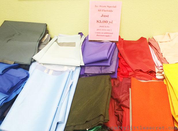 RCT Fabrics