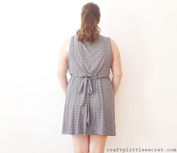 Crafty Little Secret - Butterick B5593 Sewing Pattern - craftylittlesecret.com