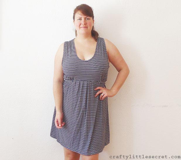 Crafty Little Secret - Butterick B5593 Sewing Pattern - craftylittlesecret.com