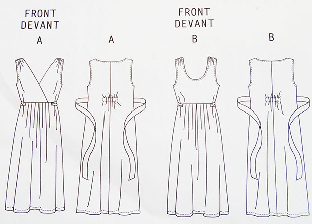 Crafty Little Secret - Butterick B5593 Sewing Pattern craftylittlesecret.com