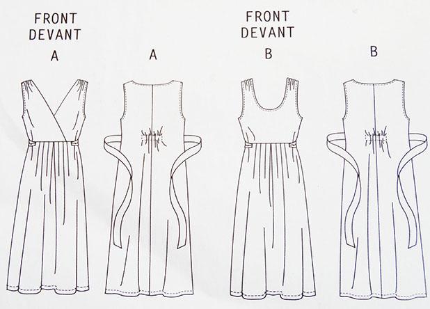 Crafty Little Secret - Butterick B5593 Sewing Pattern craftylittlesecret.com