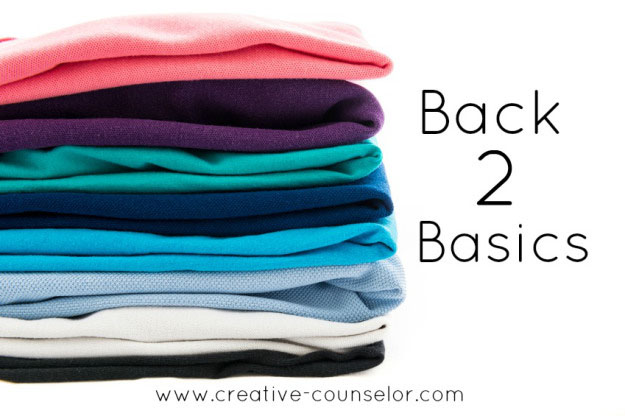 Back 2 Basics Sew-Along