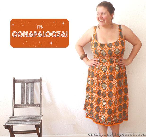 Oonapalooza Sew Along
